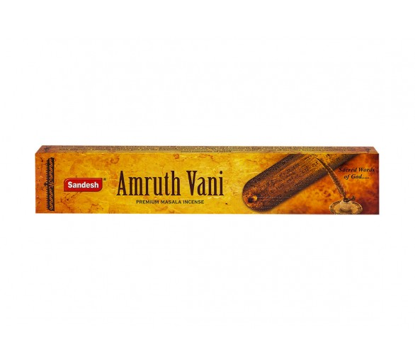 "Smilkalai ""Amruth vani incense (sandesh) """